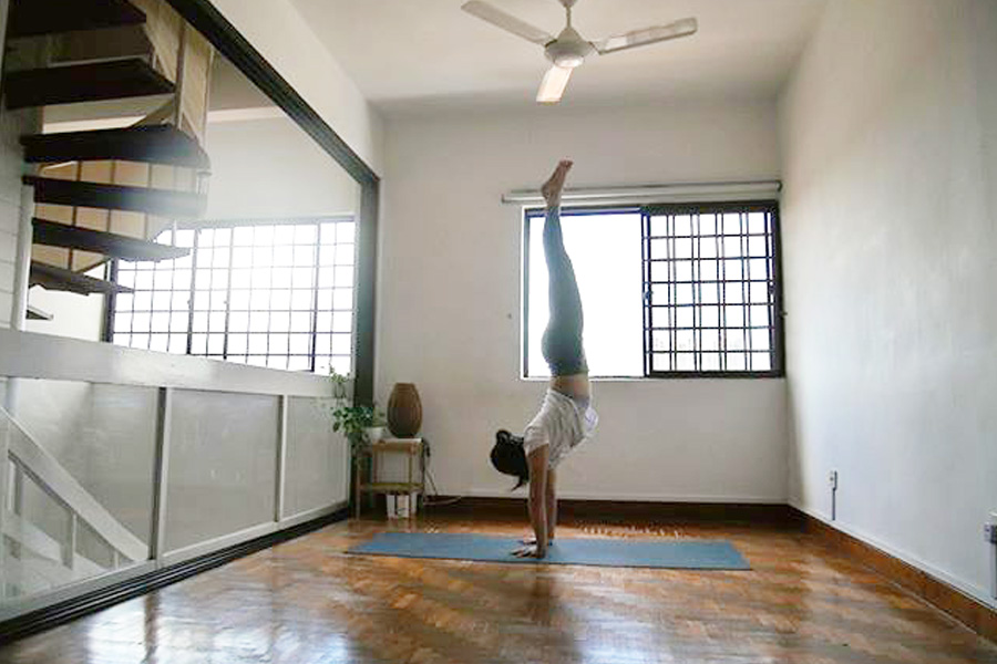 Singapore yoga school|Yogakripa